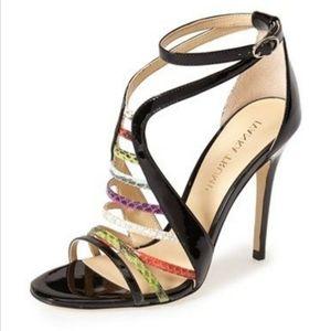 Ivanka Trump high heels sandals